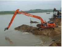 如何对挖掘机挖斗进行加固?